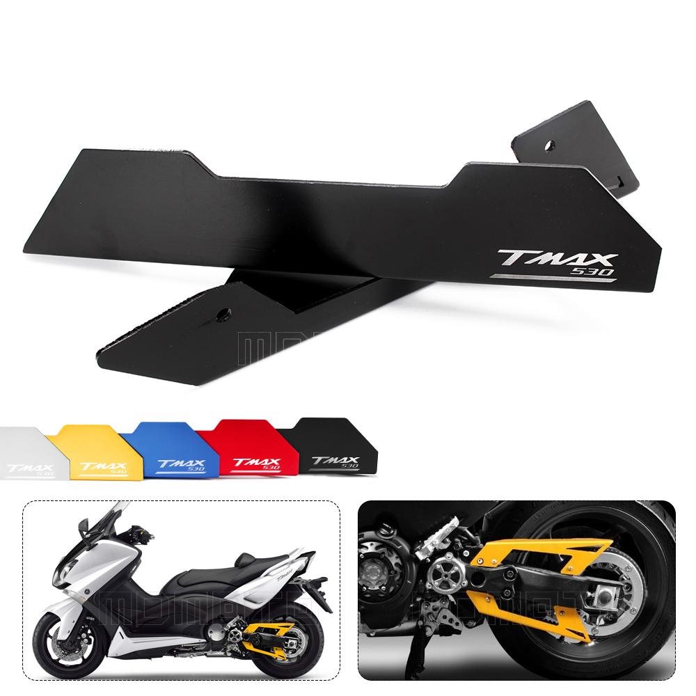 Motorcycle accessories CNC Belt Guard Protector Cover cap For Yamaha tmax t-max 530 2012-2015 motorbIke falling Protective motorcycle accessories new parts transmission belt pulley protective cover blue for yamaha t max 530 tmax530 t max530 2012 2015