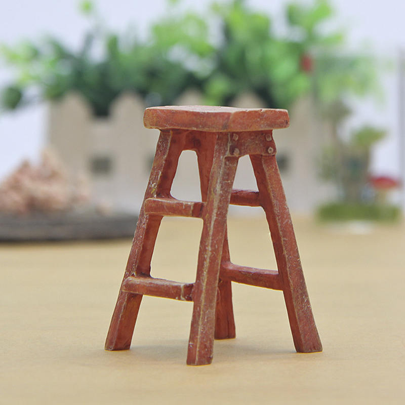 1pcs High Stool Ladder Zakka Ornament Resin Craft Fairy Garden Miniatures Terrarium home decoration accessories Birthday & Popular Resin Garden Stool-Buy Cheap Resin Garden Stool lots from ... islam-shia.org