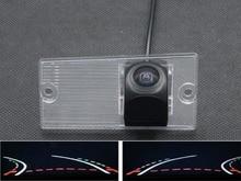 цена на Trajectory Tracks 1080P Fisheye Lens Car Rear view Camera for Kia Sportage 2001 2002 2005 2006 2007 2008 2009 2010 2011 2012