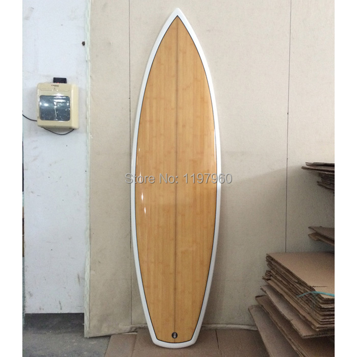 firewire style 6ft surfboard with bamboo style deck m style ваза настольная bamboo