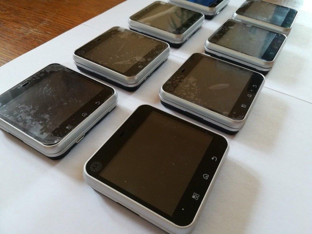 MB511 original Entsperrt Drehbare Motorola MB511 Android OS GPS WIFI 2,8 3.0MP GSM Handy Freies verschiffen - 4