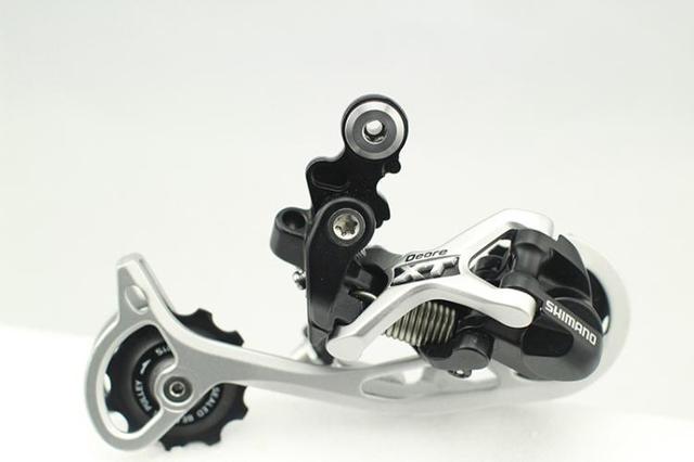 a9e8cdd3637 Shimano XT Deore M771 M772 9 speed bike bicycle Rear Derailleur sgs Shadow