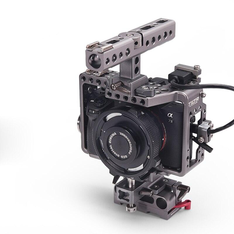 Tilta Para sony A7 A7R A7S A72 series cámaras sin espejo A7R2 Rig ...