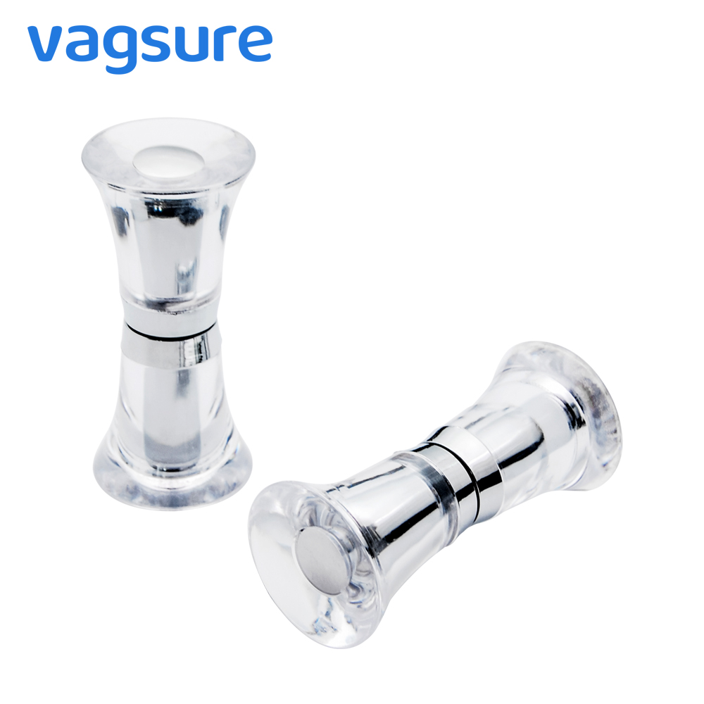 2Pcs/Lot Electroplated Resin Single Hole Door Knob Handles Shower Room Accessories For Interior Furniture Shower Cabin Room2Pcs/Lot Electroplated Resin Single Hole Door Knob Handles Shower Room Accessories For Interior Furniture Shower Cabin Room