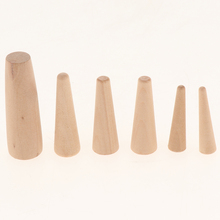 Pack of 10 Boats Emergency Wood Plugs, Stops Leaks - Boat Supplies