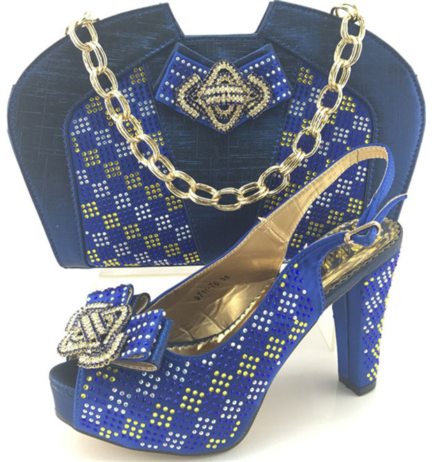 high quality for nigeria wedding party mules Shoes matching Bag Italian designers  African Style fashionable shoes and bag set banking reforms and banks stability in nigeria 1986 2009