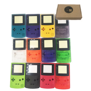 Image 2 - New Full Housing Shell Cover for Nintendo Game boy Color GBC  Repair Part Housing Shell Pack