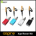 100% Original Aspire New Vapor Cigarette Aspire X30 Rover Kit With 2ML With Nautilus X Tank And 2000mAh NX30 MOD