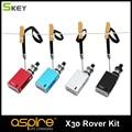100% original aspire nuevo cigarrillo vapor aspire x30 rover kit con 2 ml con nautilus tanque x y 2000 mah nx30 mod