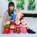 6Pcs/Lot Plush In The Night Garden Children Toy Stuffed Garden plush Garden baby plush 40cm
