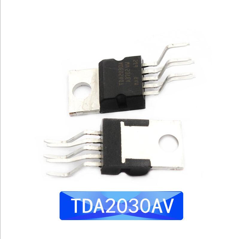 10pcs <font><b>TDA2030</b></font> TDA2030A audio <font><b>amplifier</b></font> short-circu High quality image