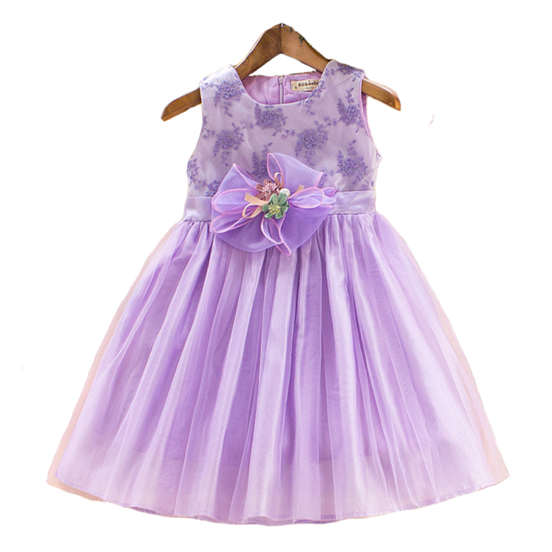 summer Girls Dress Children Lace Vestido Kids Mesh Vest Ball Gown Party Clothes Wedding Dresses for 4y=8y бра globo smokey 7605