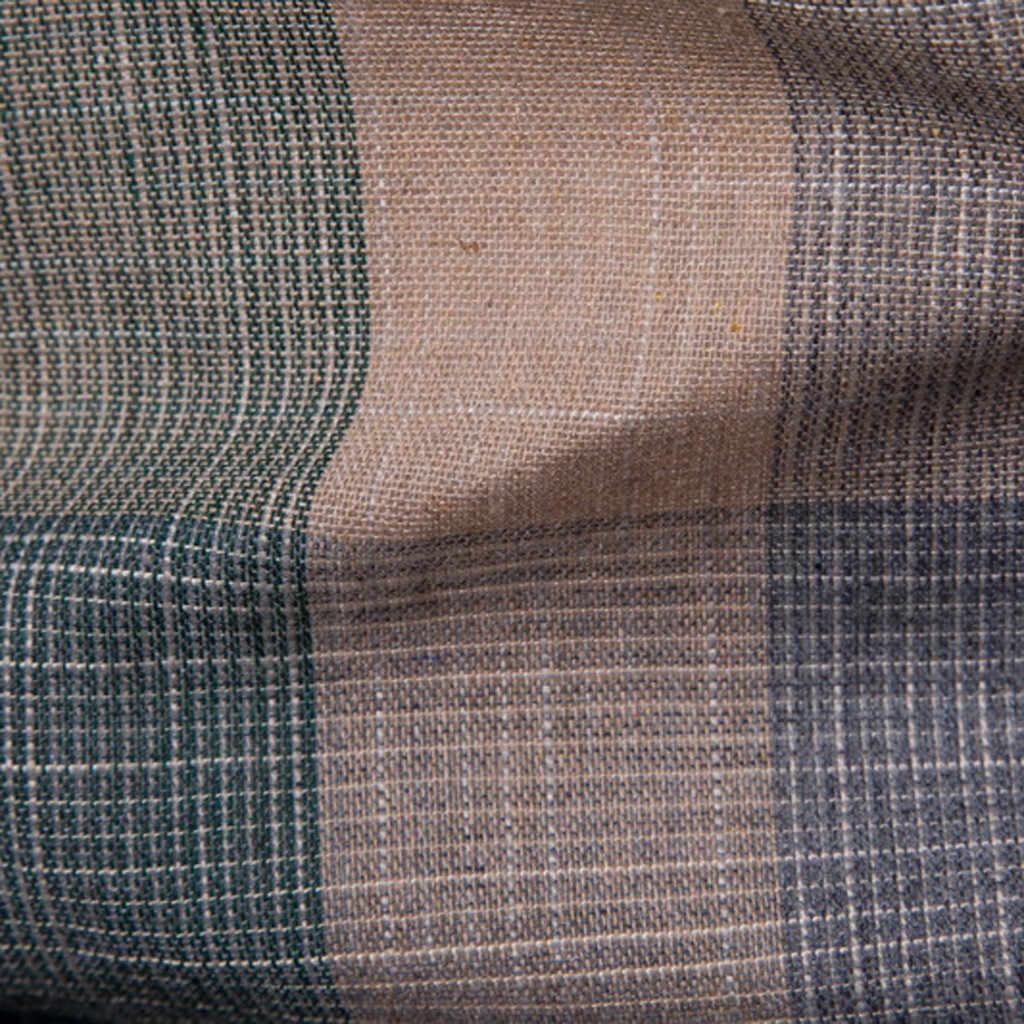 Feitong Мужская рубашка chemise осень мода бизнес досуг клетчатая печать с длинными рукавами рубашка Топы Блузка camisa masculina 2019