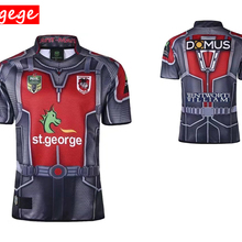752f1c10e32 Commemorative Edition Heroic version 2017 2018 St George Illawarra rugby  Jerseys League shirt nrl jersey s