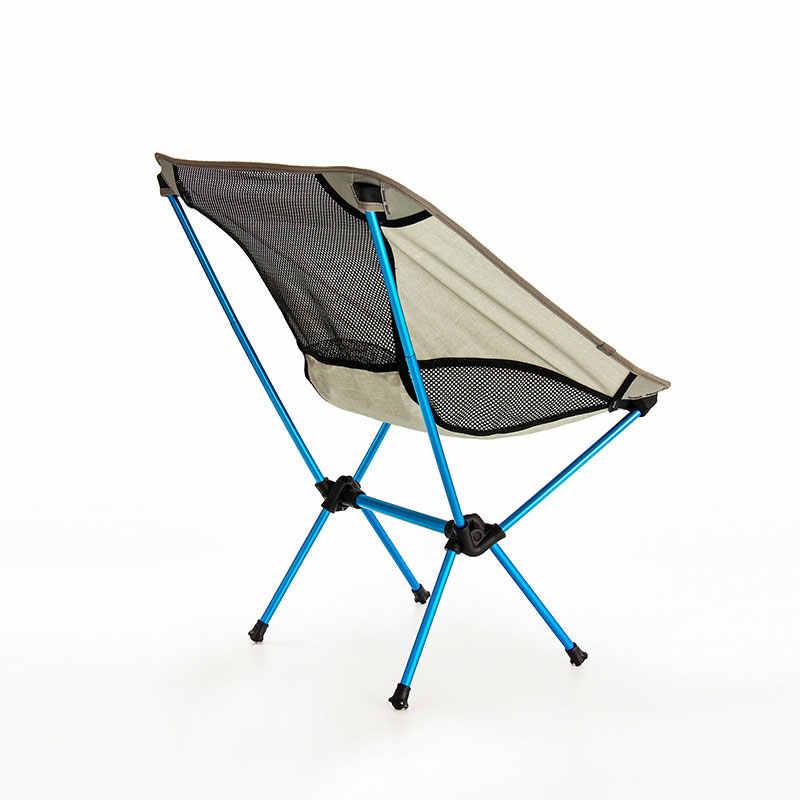 ポータブル軽量釣り椅子グレーキャンプスツール折りたたみ屋外用家具ガーデン新アルポータブル超軽量椅子