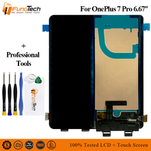 For OnePlus 7 Pro LCD Display Touch Screen Digitizer Assembly Replacement For One Plus 7Pro LCD Screen