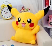 new arrival super cute Pocket Monster Pokemon Pokemon Picacho plush toys, Christmas gifts