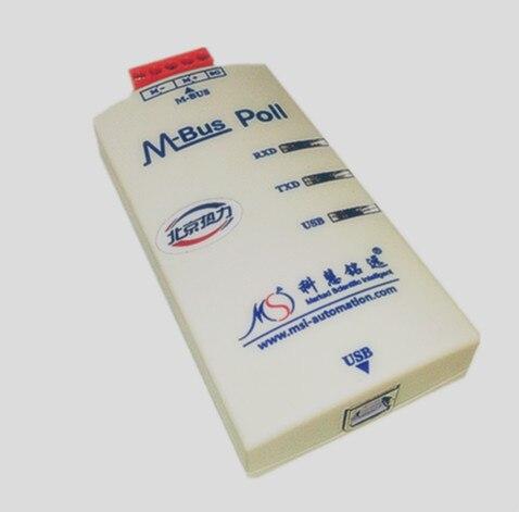 Convertisseur MBUS/M-BUS/mètre-BUS vers USB/pas d'alimentation (5 charge) KH-USB-M5
