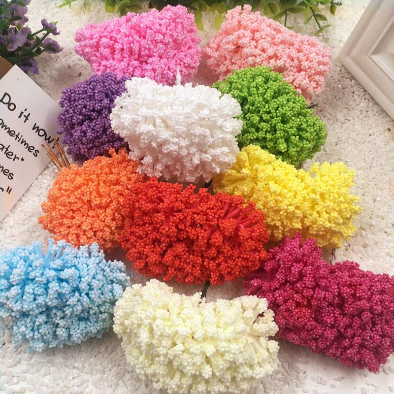 12 PCS/mini artificial bubbles all over the sky star leek flower bouquets of flowers wedding decoration DIY decoration decoupage