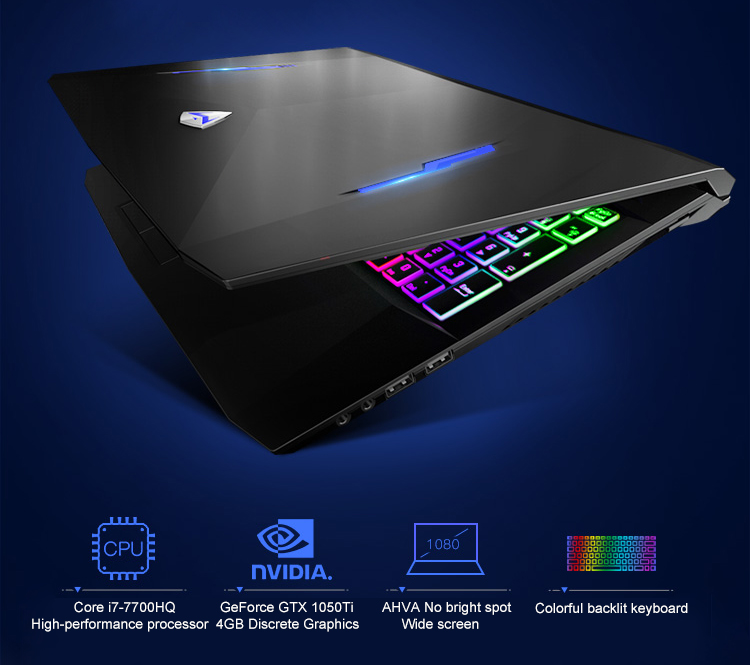 Machenike T58 Tix Gaming Laptop 15 6
