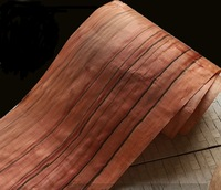 2PCS LOT L 2 5Meters Width 15cm Thickness 0 25mm Wood Veneer Home Furniture Decorative Veneer