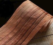 2 шт./лот l: 2.5 метров Ширина: 15 см Толщина: 0.25 мм дома шпоном мебель Декоративный шпон