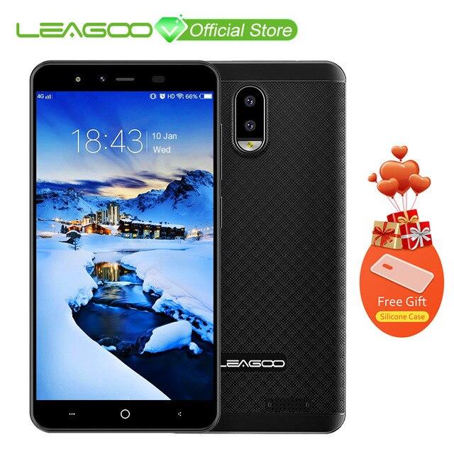 "Leagoo Z7 4G смартфон 5.0 ""Android 7.0 sc9 8 32a 4 ядра 3000 мАч 1 GB Оперативная память 8 GB встроенная память двойной сзади Камера dual sim мобильный телефон"