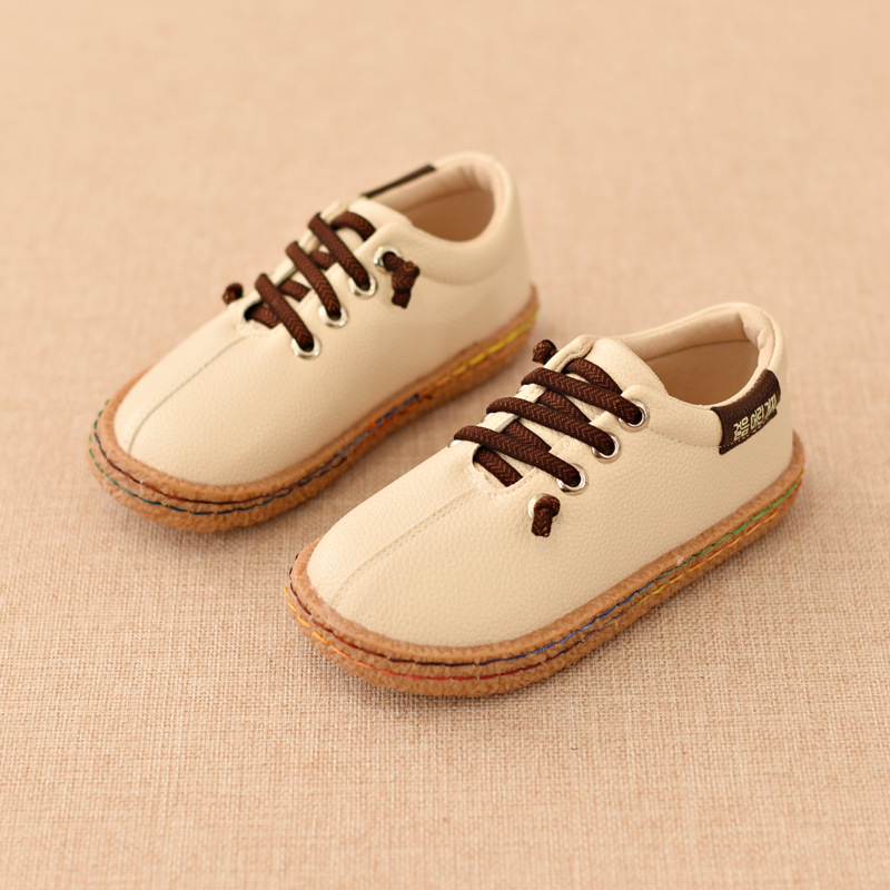 spring Autumn New Childrens Shoes Boys Casual Shoes Fashion Rainbow Line Soft Bottom Shoes Childrens Shoes
