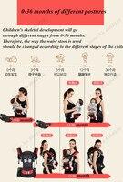 Disney Ergonomische Draagzak Met Pop Sling Rugzak Heupdrager Baby Wrap Sling Pasgeboren Kangoeroe Baby Houder Riem voor Kinderen 4