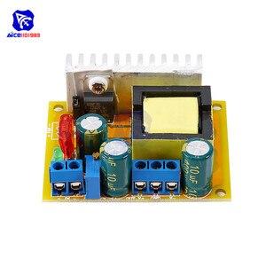 Image 3 - Diymore Hohe Spannung DC DC Boost Converter 8V 32V bis ± 5V 390V Einstellbare ZVS kondensator Lade Netzteil Modul