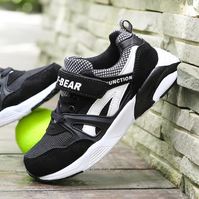 Chaussures Respirant Chaussures Enfants Garçons de Marque Nouvelle qgwX1tn