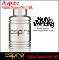 5ML Aspire Nautilus Stainless Steel Tank for Aspire Nautilus Tank  Replacement Tank Steel Tube