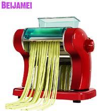 Beijamei интеллектуальное отключение питания бытовой Электрический Пресс Лапша машина полностью автоматическая маленькая лапша машина для изготовления макарон