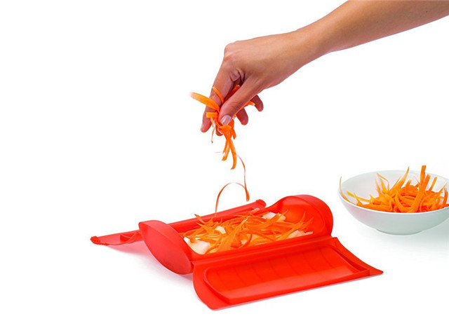 Amazing silicone kitchen utensils Steam for Oven Microwave