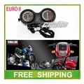 Евро II YBR125 мотоцикл спидометр одометр спидометр датчик 125cc аксессуары бесплатная доставка