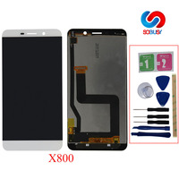Original LCD Display For LeTV LeEco Le 1 Pro X800 LCD Touch Screen x800 LCD monitor Assembly Replacement ekran pantalla Parts