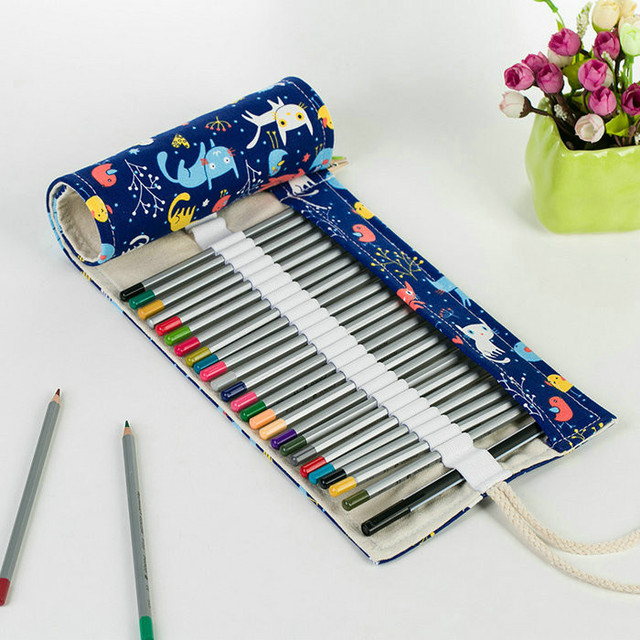 78*19.5cm Authentic sketch drawing charcoal pencil case eraser tool kit beginner art supplies arts sets pen curtains free ship