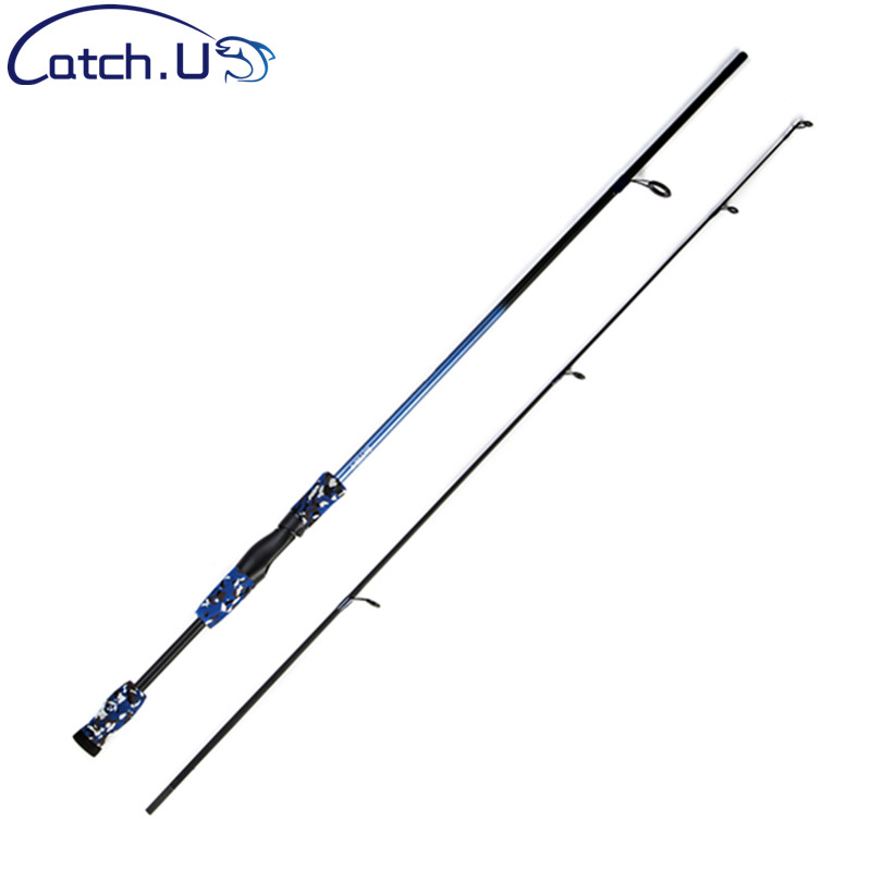 Catch.U 1.8M Fishing Rods Hard Olta Lure Rods Fishing Casting Spinning Rod Travel China Fishing Rod 1/8-3/4oz M Test