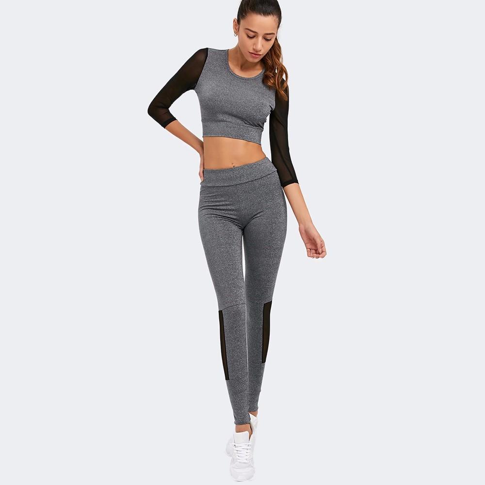 Women Fitness Yoga Sets