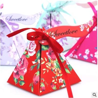 Envío gratis 20 unids / lote tamaño grande amor dulce cajas de - Para fiestas y celebraciones