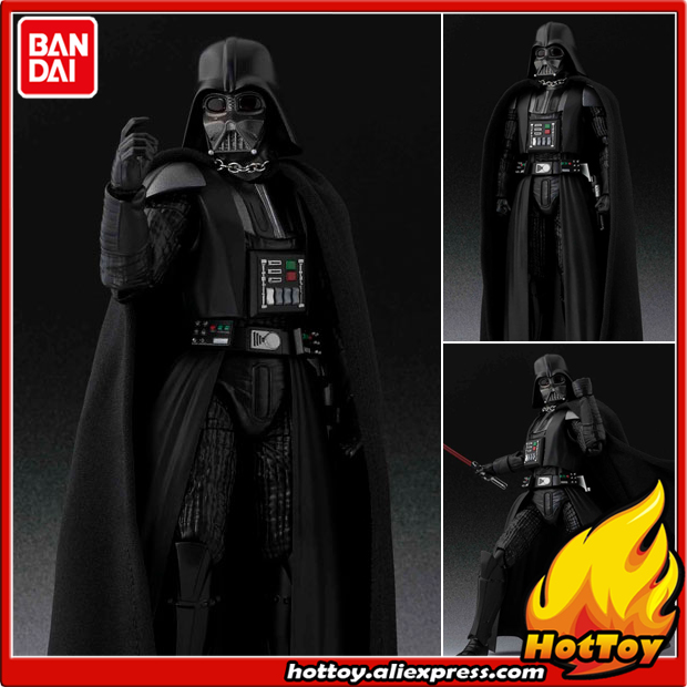 Original BANDAI Tamashii Nations S.H.Figuarts (SHF) Action Figure - Darth Vader (A NEW HOPE) SW Episode IV: A New Hope корм для собак dr alder s my lord премиум gold regular 100