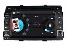 HD 2 din 8″ Car Radio DVD Player for Kia SORENTO 2011 2012 With GPS Navigation Bluetooth IPOD TV SWC AUX IN USB