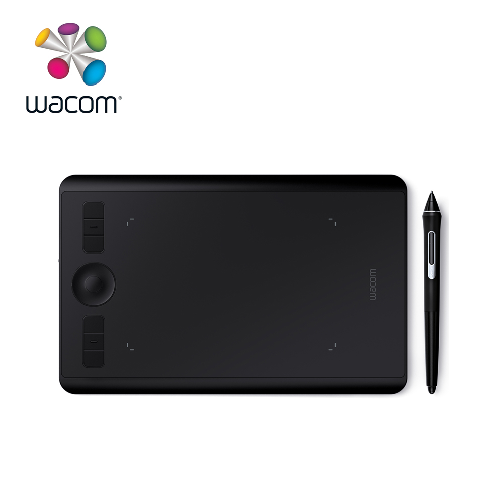 Nouveau Wacom Intuos Pro petit PTH-460 tablette numérique dessin graphique tablettes 8192/sans fil bluetooth/multi-touch