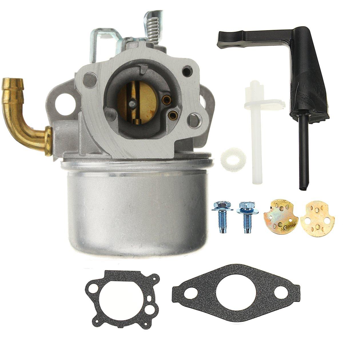 Carburetor Kit Replace 791077 696981 698860 790182 For Briggs & Stratton 190 6HP 206cc 5.5hp EngineCarburetor Kit Replace 791077 696981 698860 790182 For Briggs & Stratton 190 6HP 206cc 5.5hp Engine