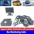 Жесткий диск SD карта гибридная HD система мониторинга хост масштабируемый WiFi автобус мониторинга набор сельскохозяйственных локомотивов/т...