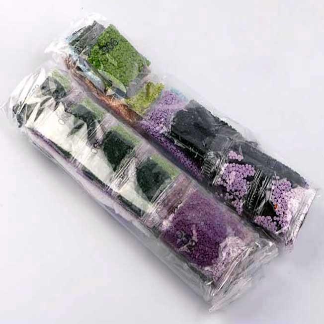 Van gogh фэнтези ағаш 3pc 5d алмас - Өнер, қолөнер және тігін - фото 4