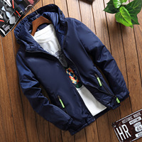 Simwood Jaqueta Masculina Plus Size Men Spring Jacket And Coat Autumn Jackets And Coats Casual Fit Overcoat Student Outerwear 1