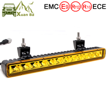 14 Inch 60W Ultra thin 4x4 Led Bar Off road Light For Car Niva 12V Jeep Wrangler tj ATV SUV Trucks Led Work Barra Driving Lights