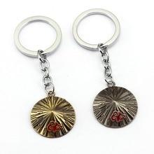 Naruto's Weapons Keychain
