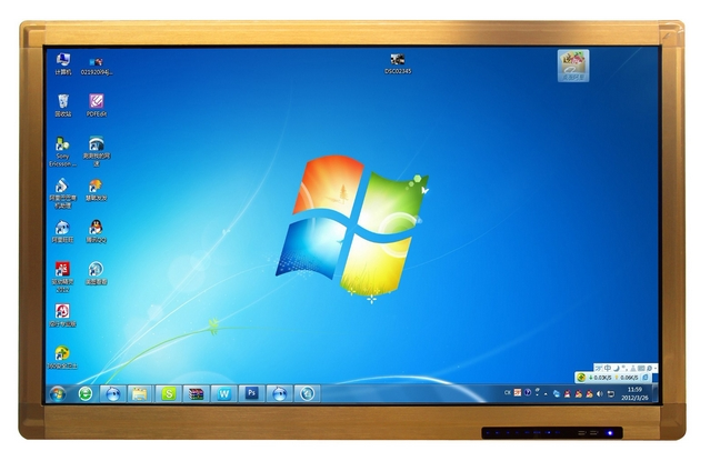 32 42 43 46 47 50 Inch LED LCD TFT HD Monitor Touch Interactive Android Wall Mounted Digital Signage All In One Pc